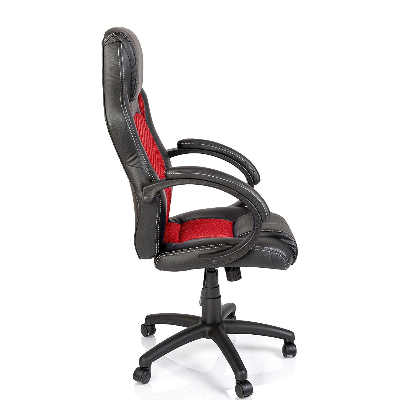 La chaise de bureau DWD Racing Sport Ergonomique