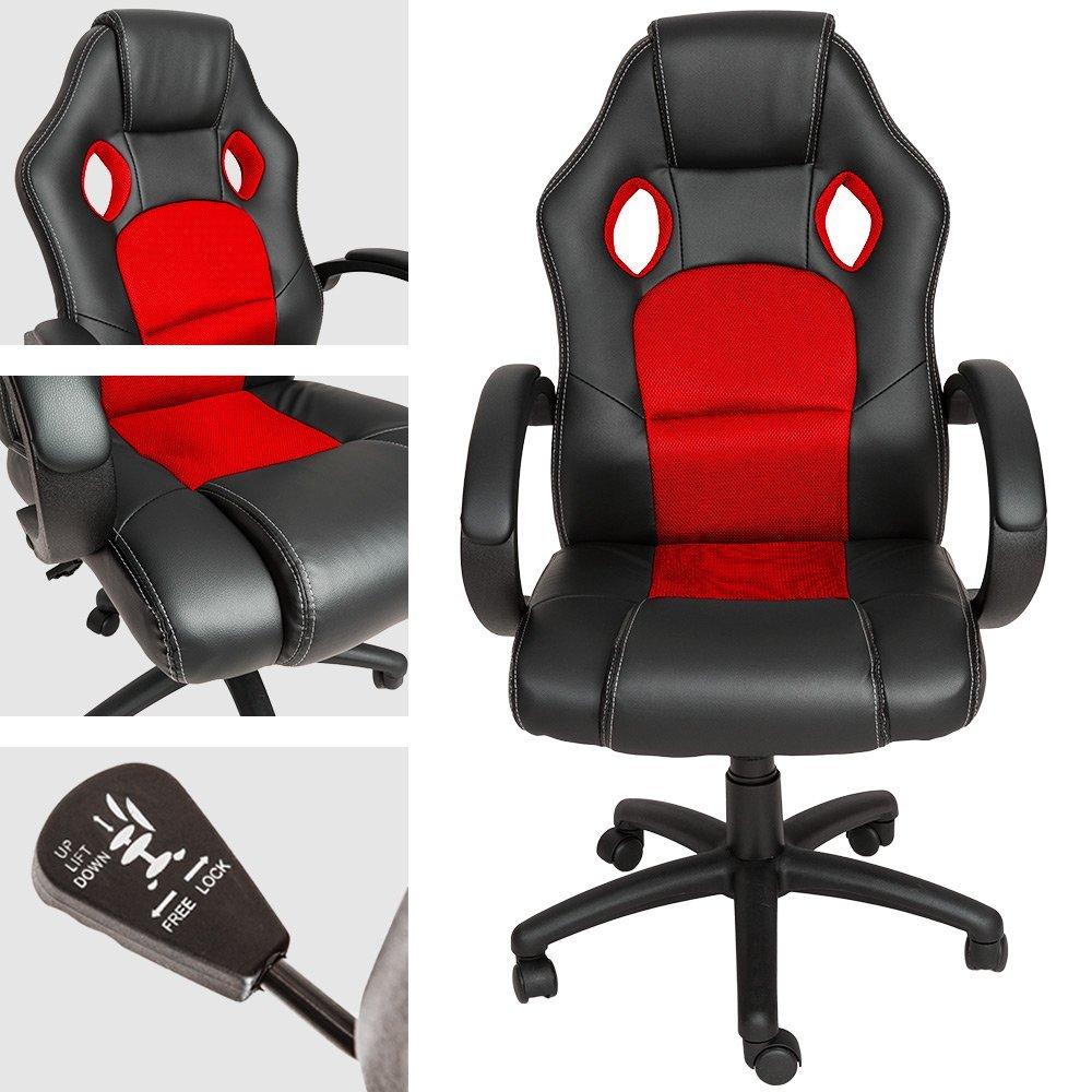 La chaise de bureau TecTake