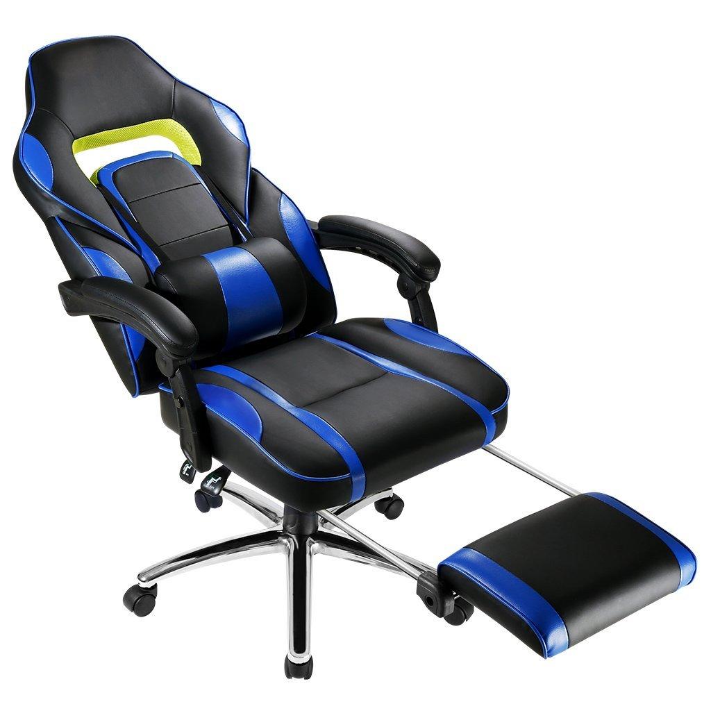 La chaise de bureau Langria Racing