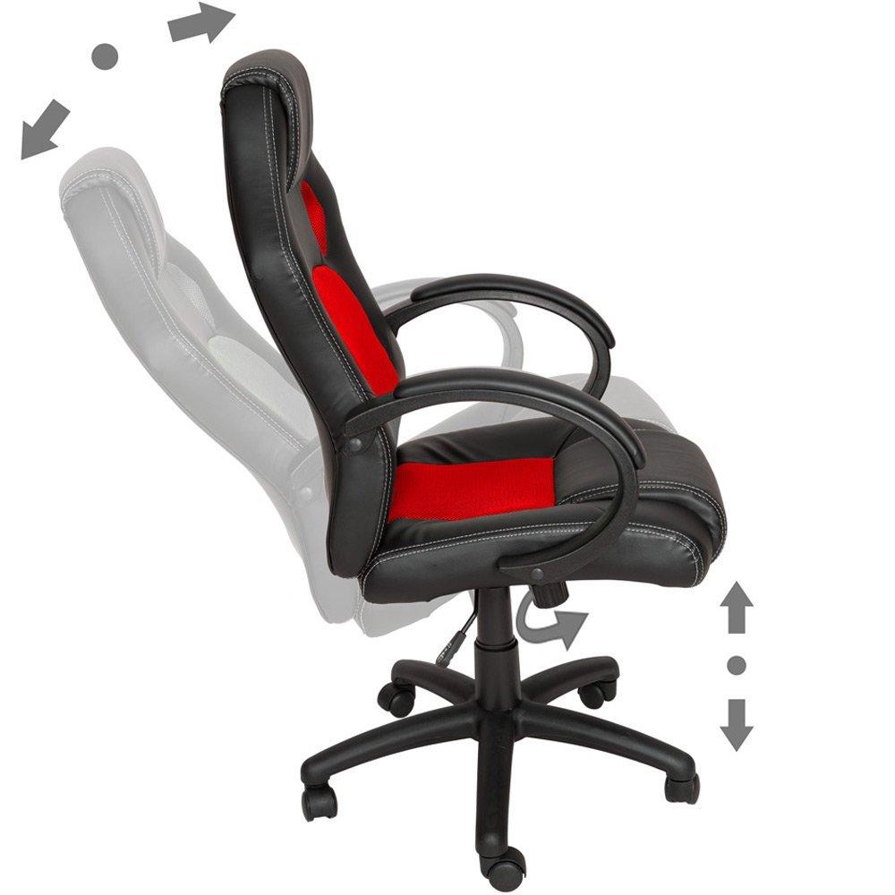 Une chaise de bureau facilement utilisable et paramétrable