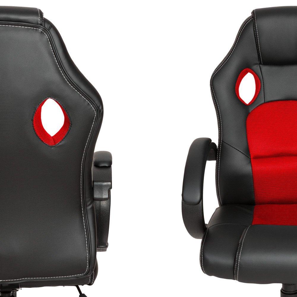 Une chaise de bureau avec des finitions parfaites